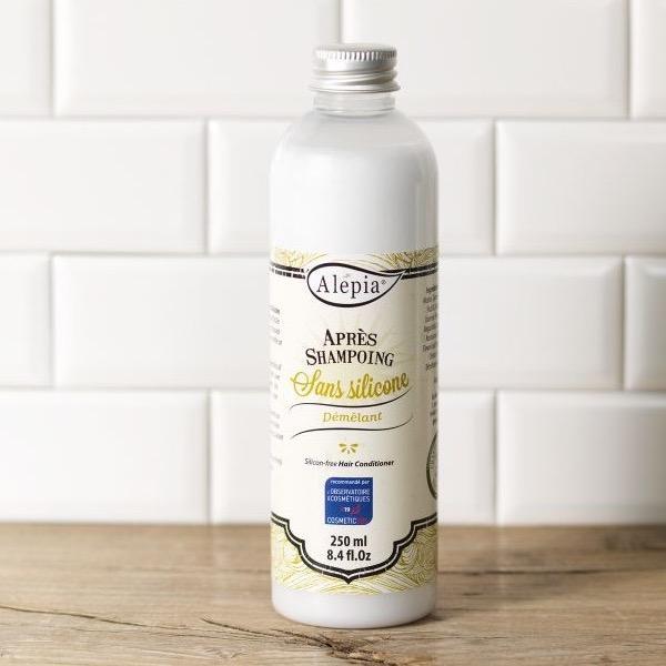 Apres shampoing d alep