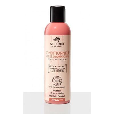 Après shampooing démêlant