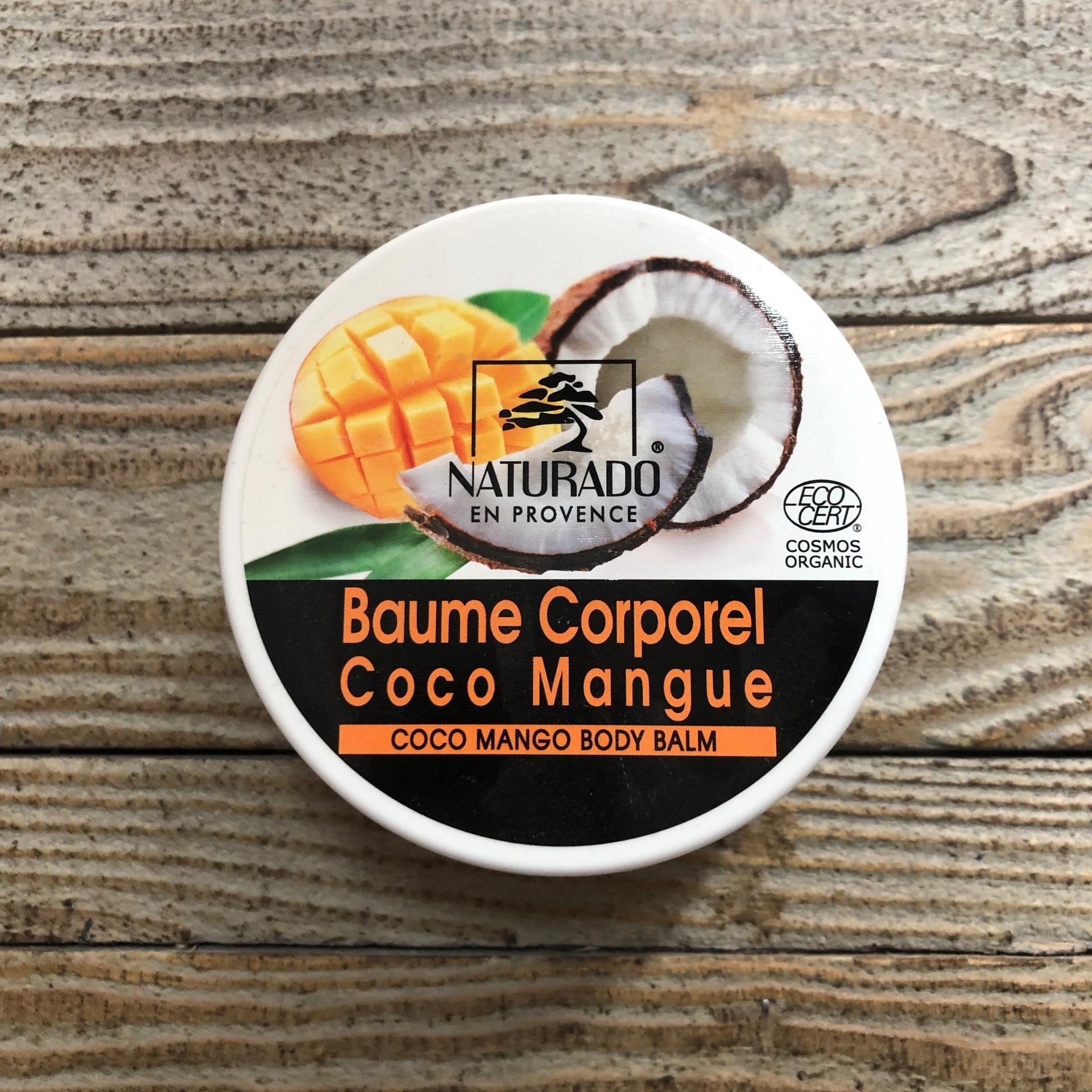 Baume coco mangue
