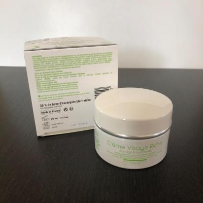 Crème visage riche anti-âge & hydratante