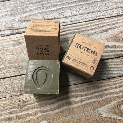 Savon de Marseille Olive cube 100g