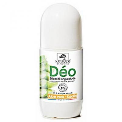 Déodorant longue durée Aloe vera