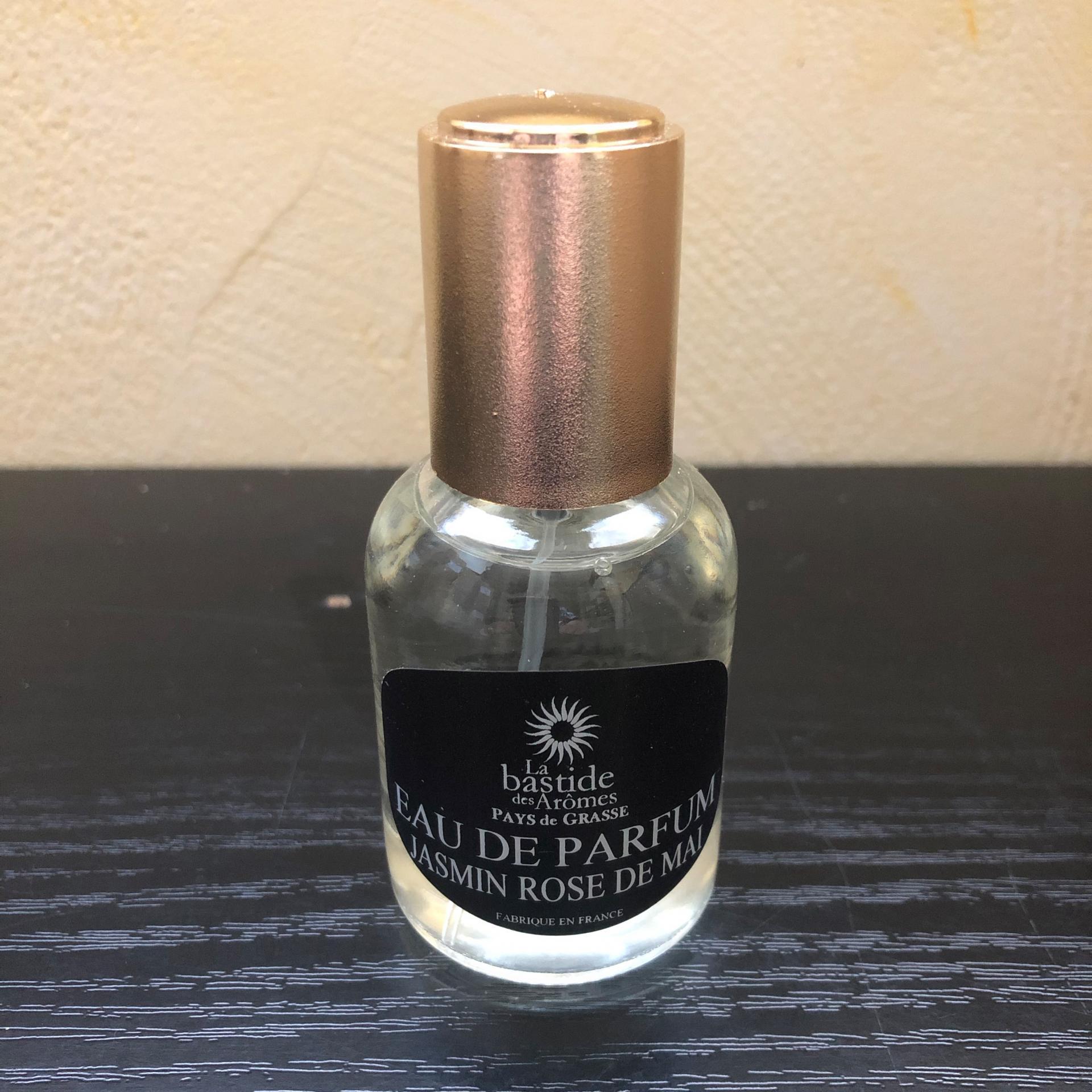 Eau de parfum 50 ml jasmin rose de mai