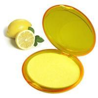 Feuille de savon citron