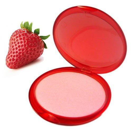 Feuille de savon fraise