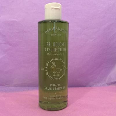 Gel Douche hydratant à l'huile d'Olive