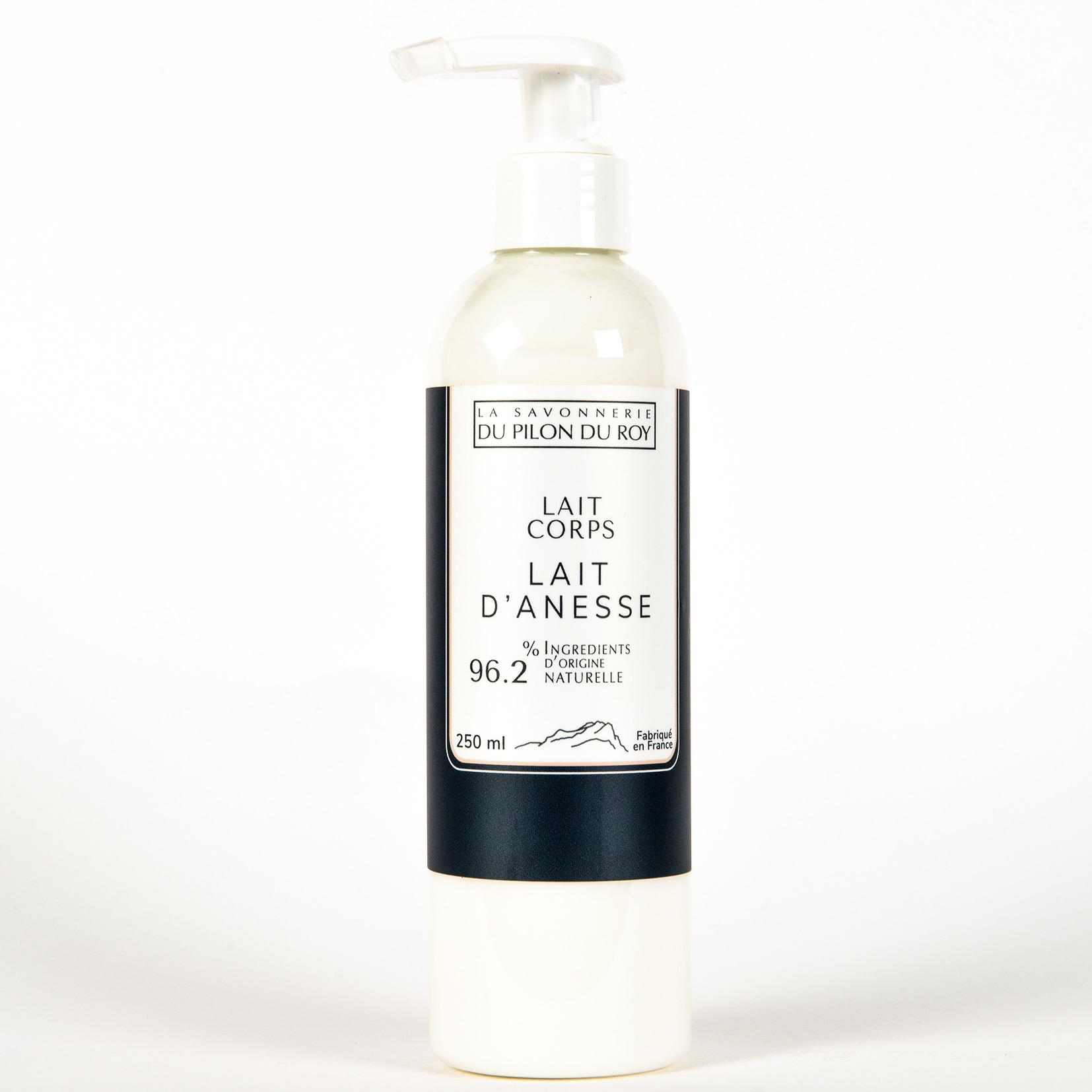 Lait corps anesse vanille caramel
