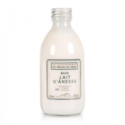 Bain lait d'ânesse bio