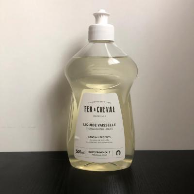 Le liquide vaisselle savon de Marseille 500 ML