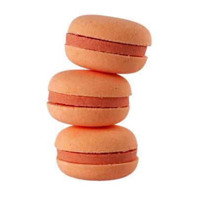 Macaron de bain parfum Pamplemousse