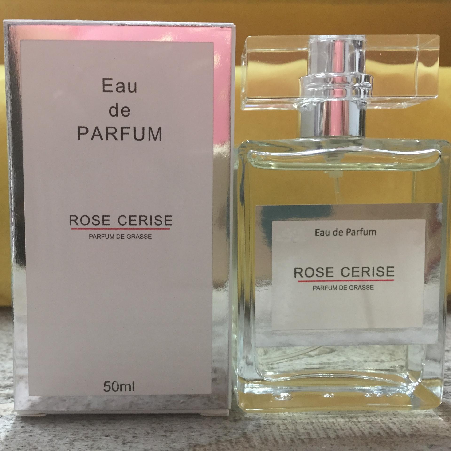 Parfum de grasse edp 50 ml rose cerise 2