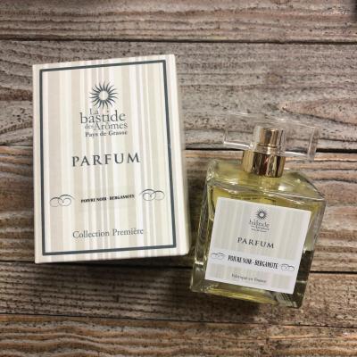 Parfum Homme Poivre noir Bergamote 100 ML