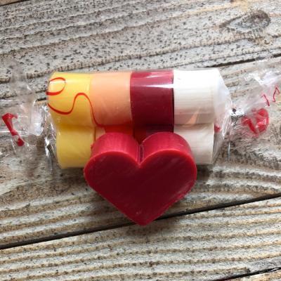Savon miniature Coeur