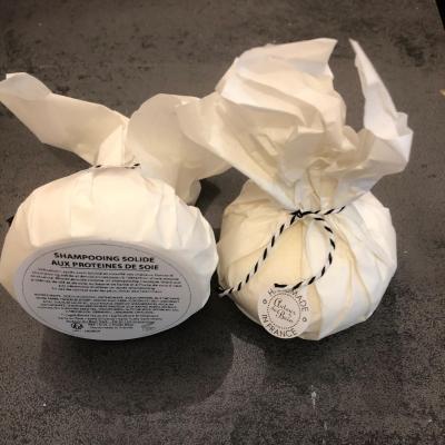 Recharge Shampooing solide aux protéines de soie