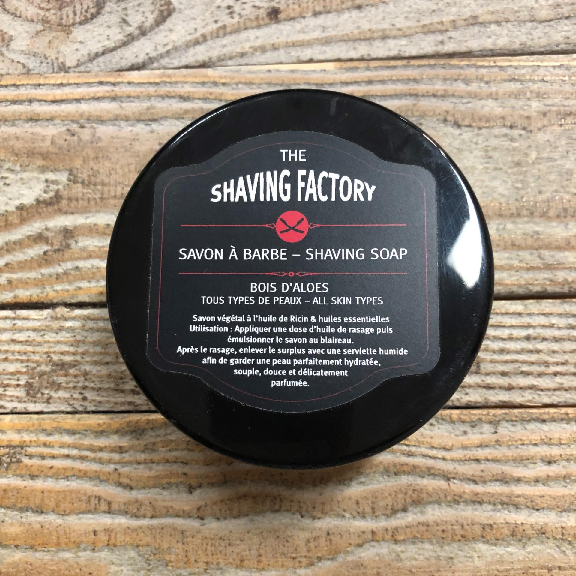 Savon a barbe 1