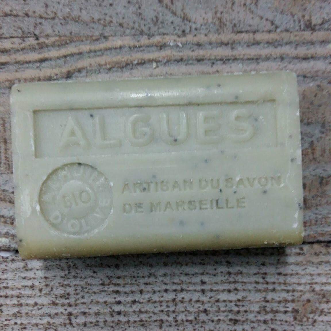 Savon de Marseille 125 gr algues