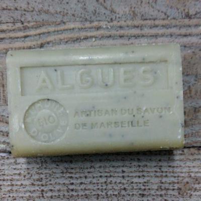 Savon à l'huile d'olive Algues
