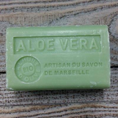 Savon à l'huile d'olive Aloé Véra