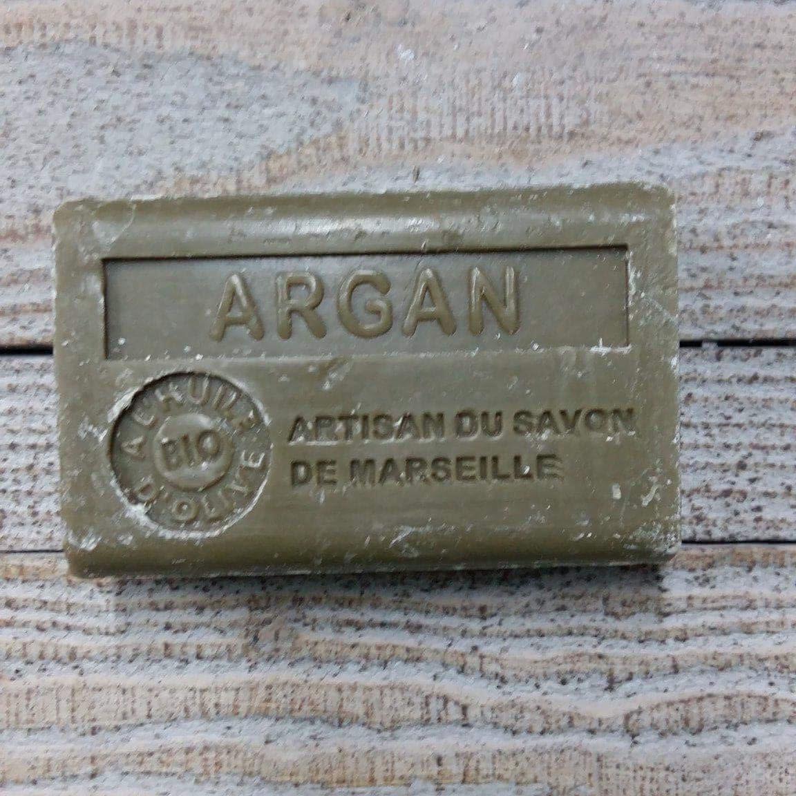 Savon de Marseille 125 gr argan