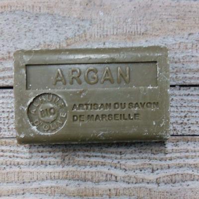 Savon à l'huile d'olive Argan