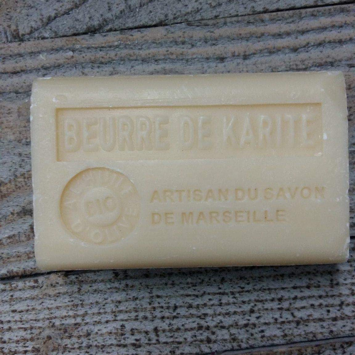 Savon de Marseille 125 gr beurre de karite