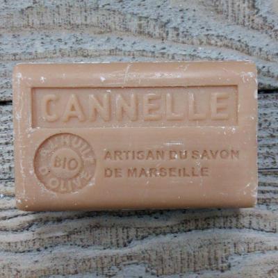 Savon à l'huile d'olive Cannelle
