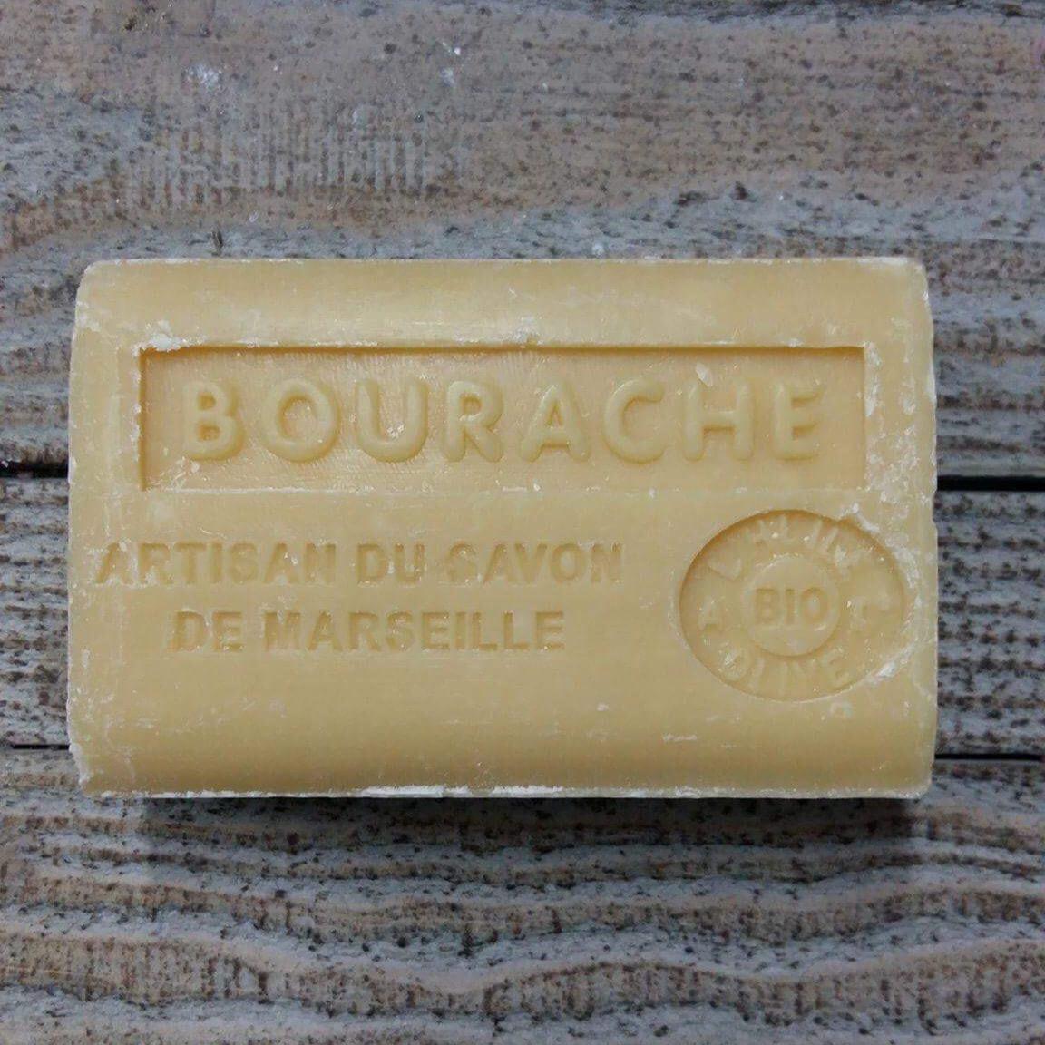 Savon de Marseille 125 gr huile de bourrache
