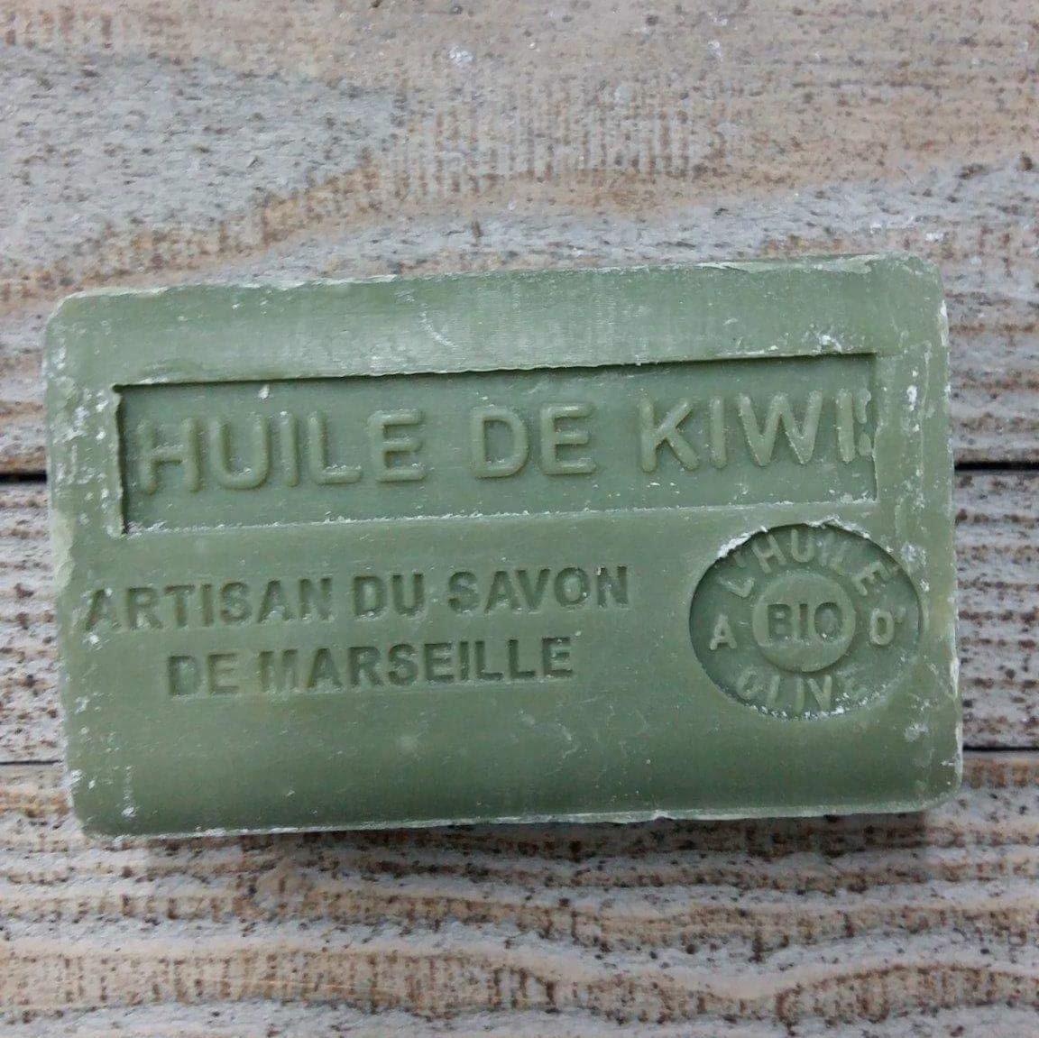 Savon de Marseille 125 gr huile de kiwi