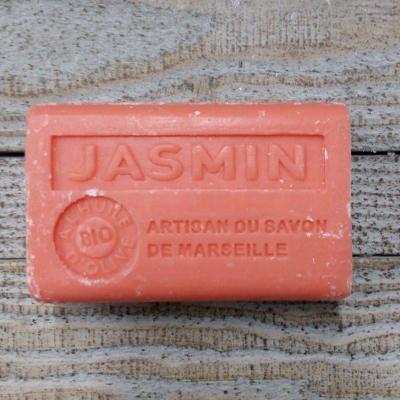 Savon à l'huile d'olive Jasmin