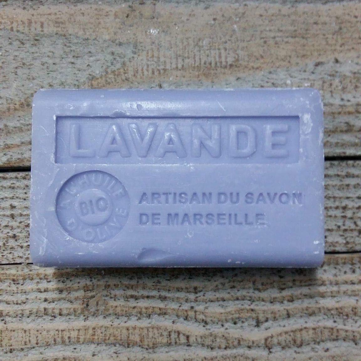 Savon de Marseille 125 gr lavande