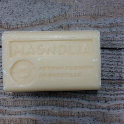 Savon à l'huile d'olive Magnolia