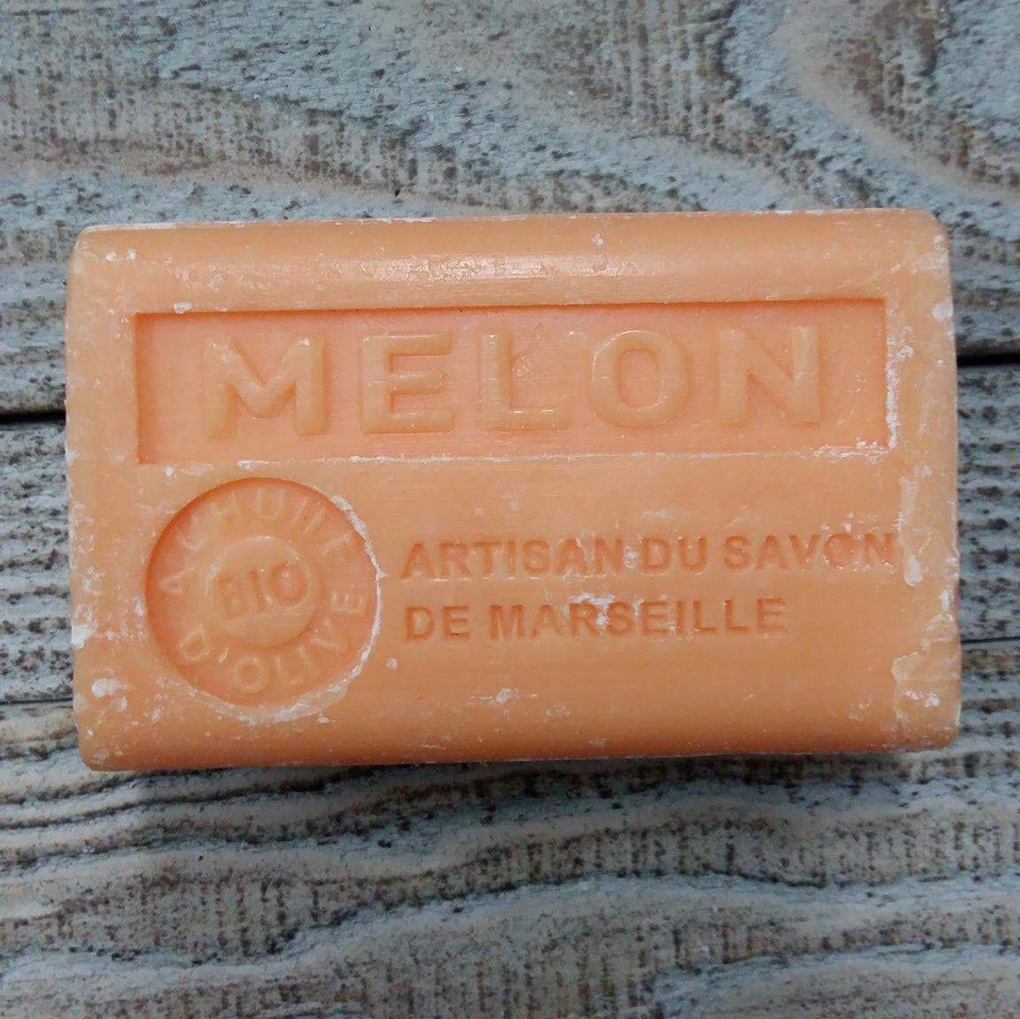 Savon de Marseille 125 gr melon