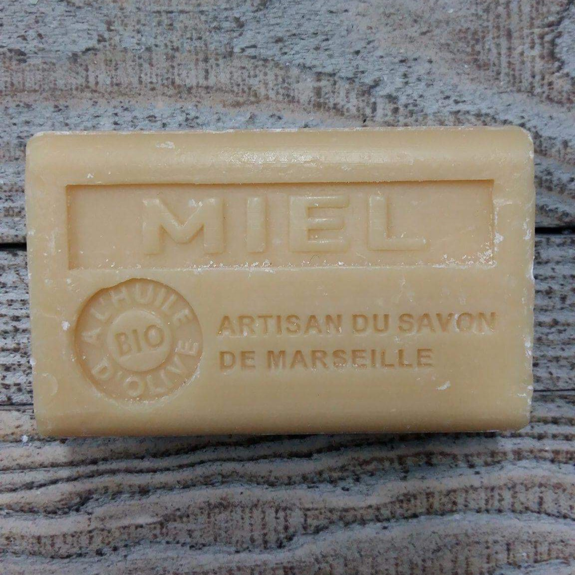 Savon de Marseille 125 gr miel