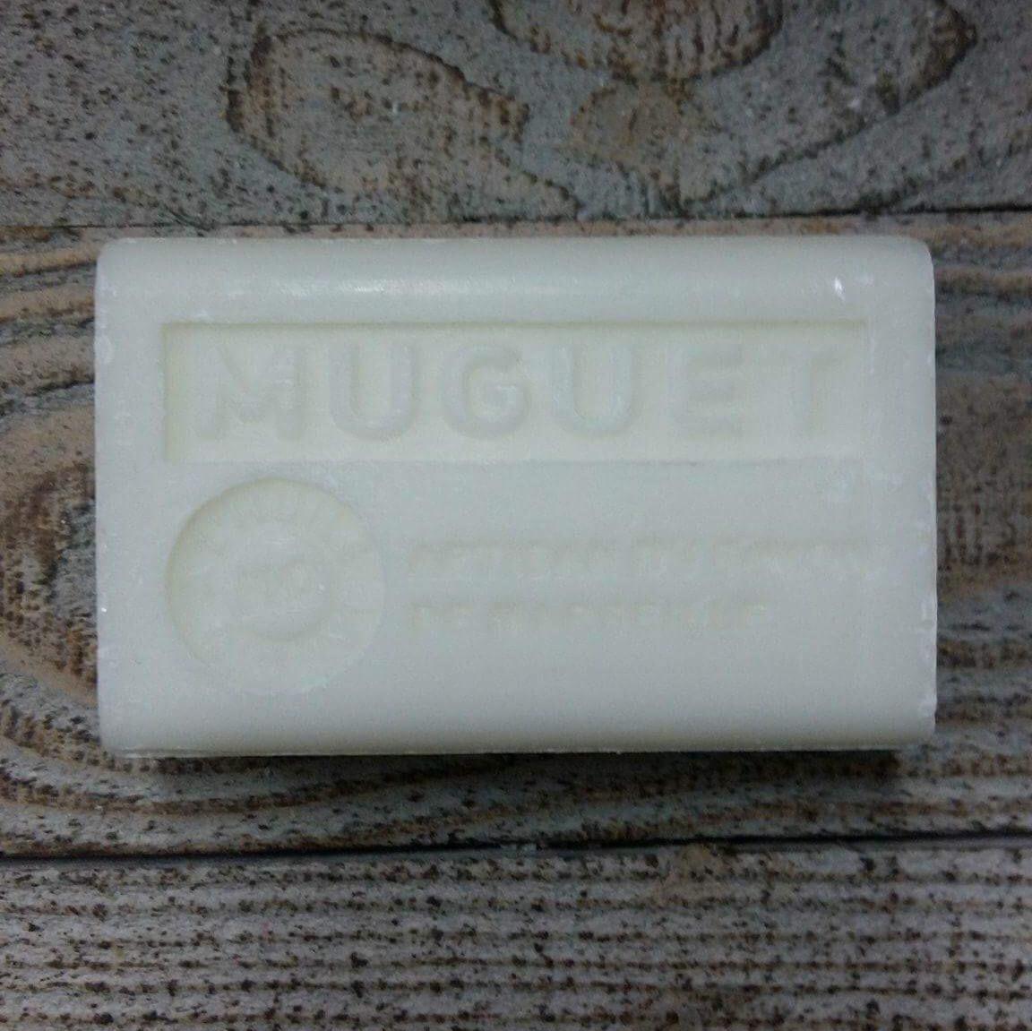Savon de Marseille 125 gr muguet
