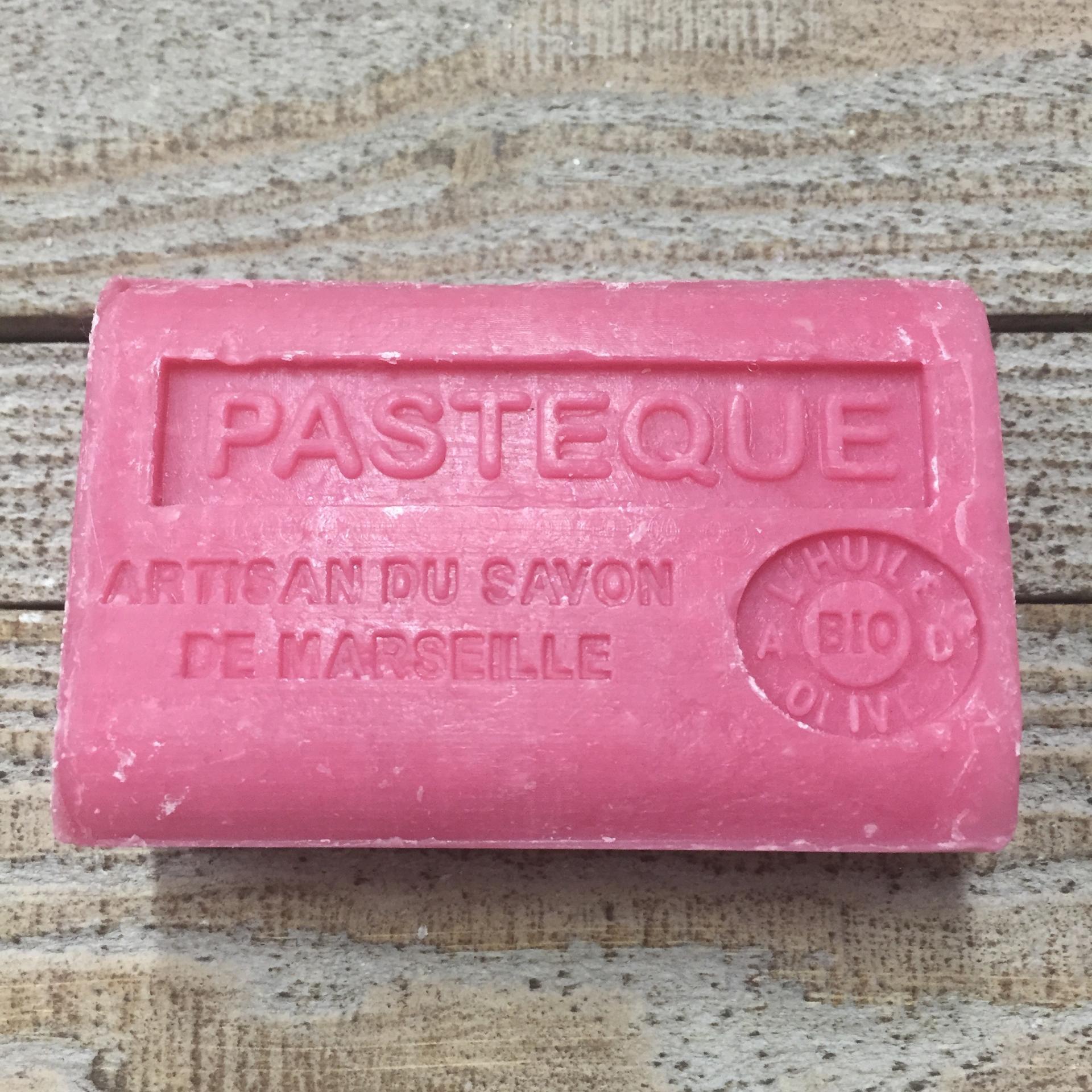 Savon de Marseille 125 gr pasthe que