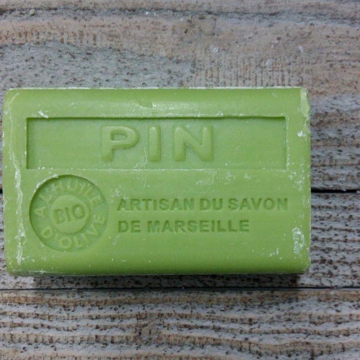 Savon de Marseille 125 gr pin