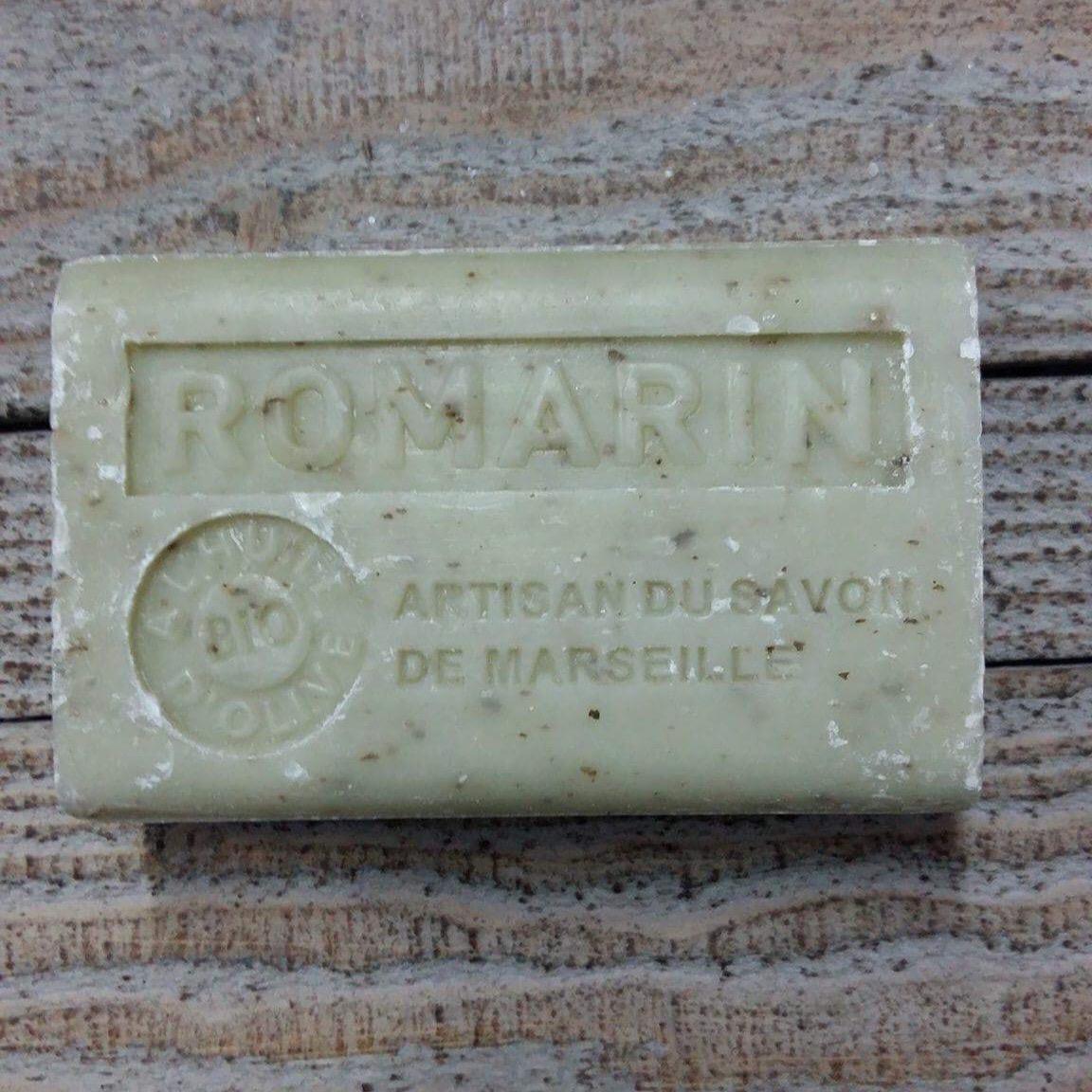 Savon de Marseille 125 gr romarin