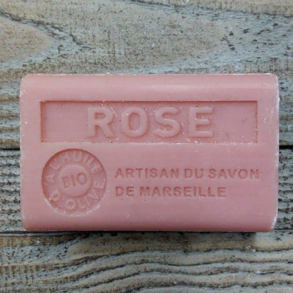 Savon de Marseille 125 gr rose