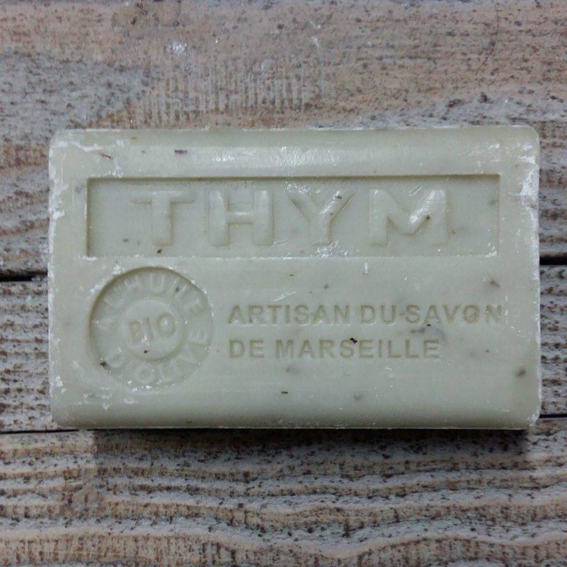 Savon de Marseille 125 gr thym