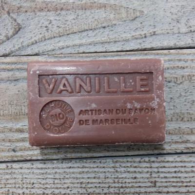 Savon à l'huile d'olive Vanille