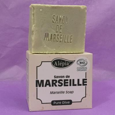 Savon de Marseille bio pure Olive