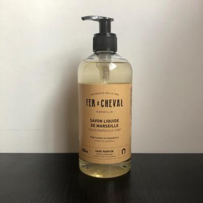 Savon de Marseille liquide sans parfum 500 ML