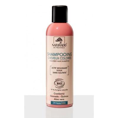 Shampooing cheveux colorés