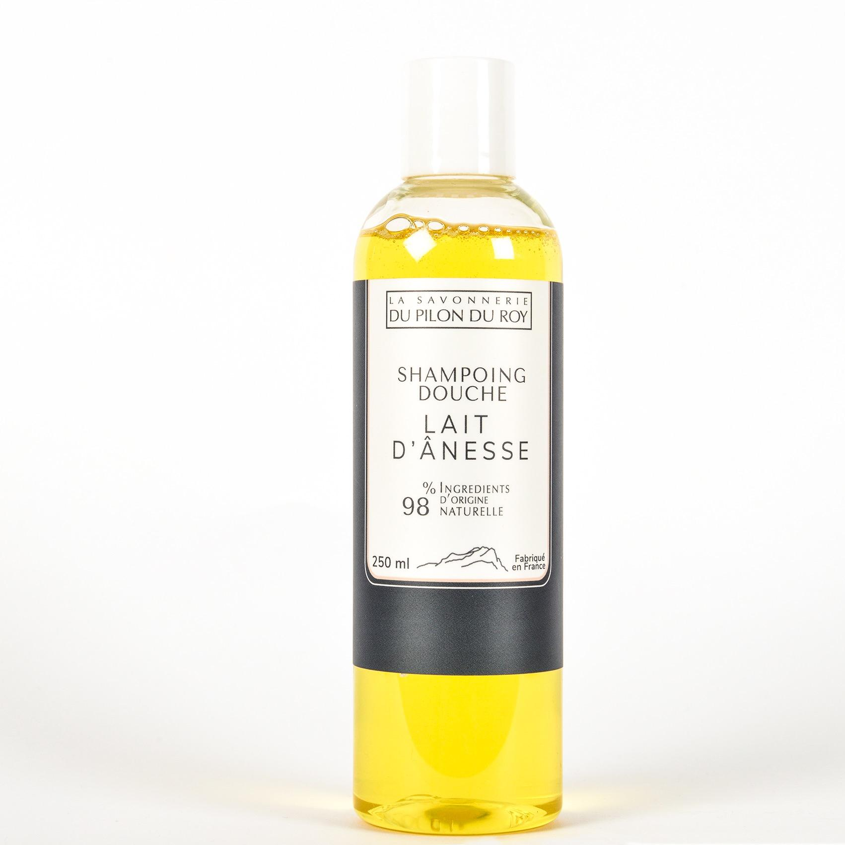 Shampooing douche lait anesse vanille caramel