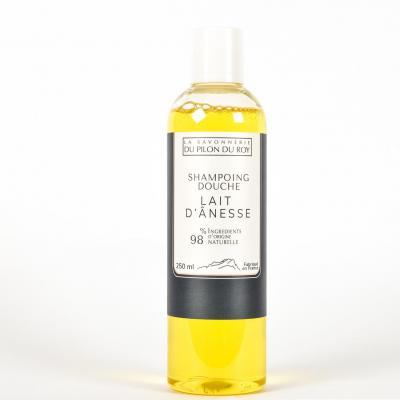 Shampooing douche au lait d'ânesse vanille/caramel