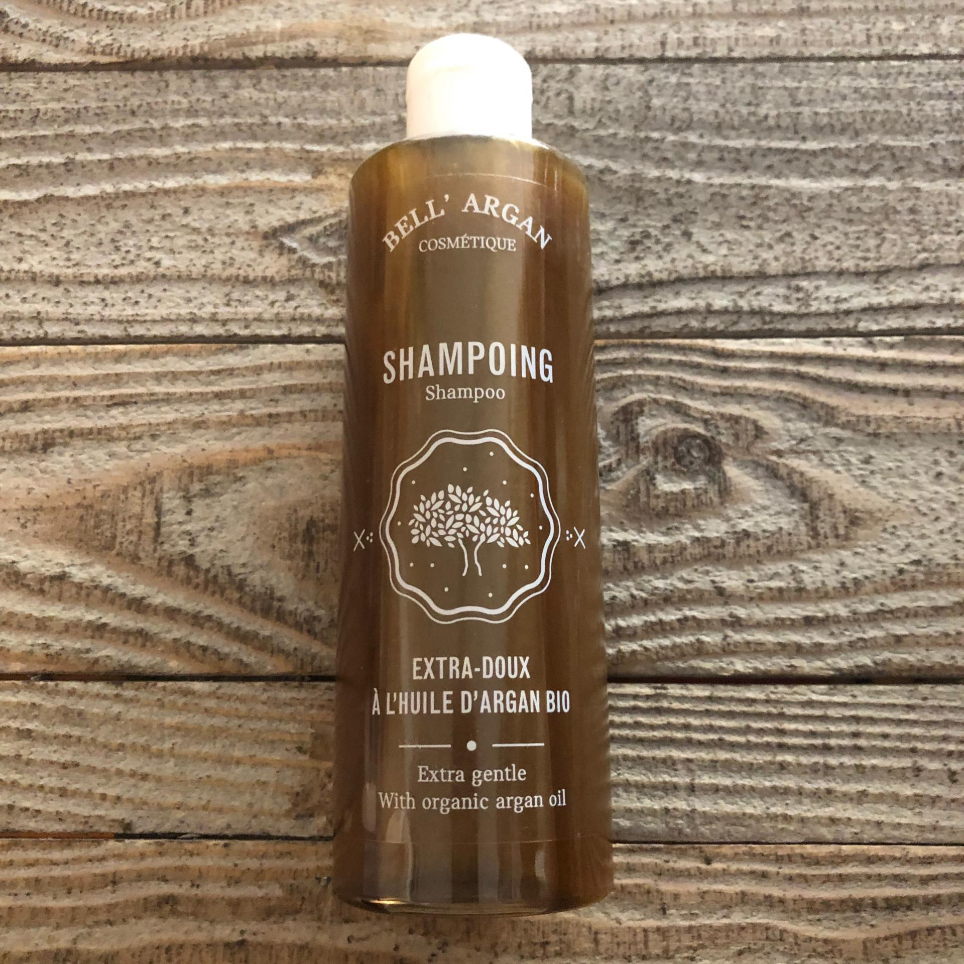 Shampooing huile d argan