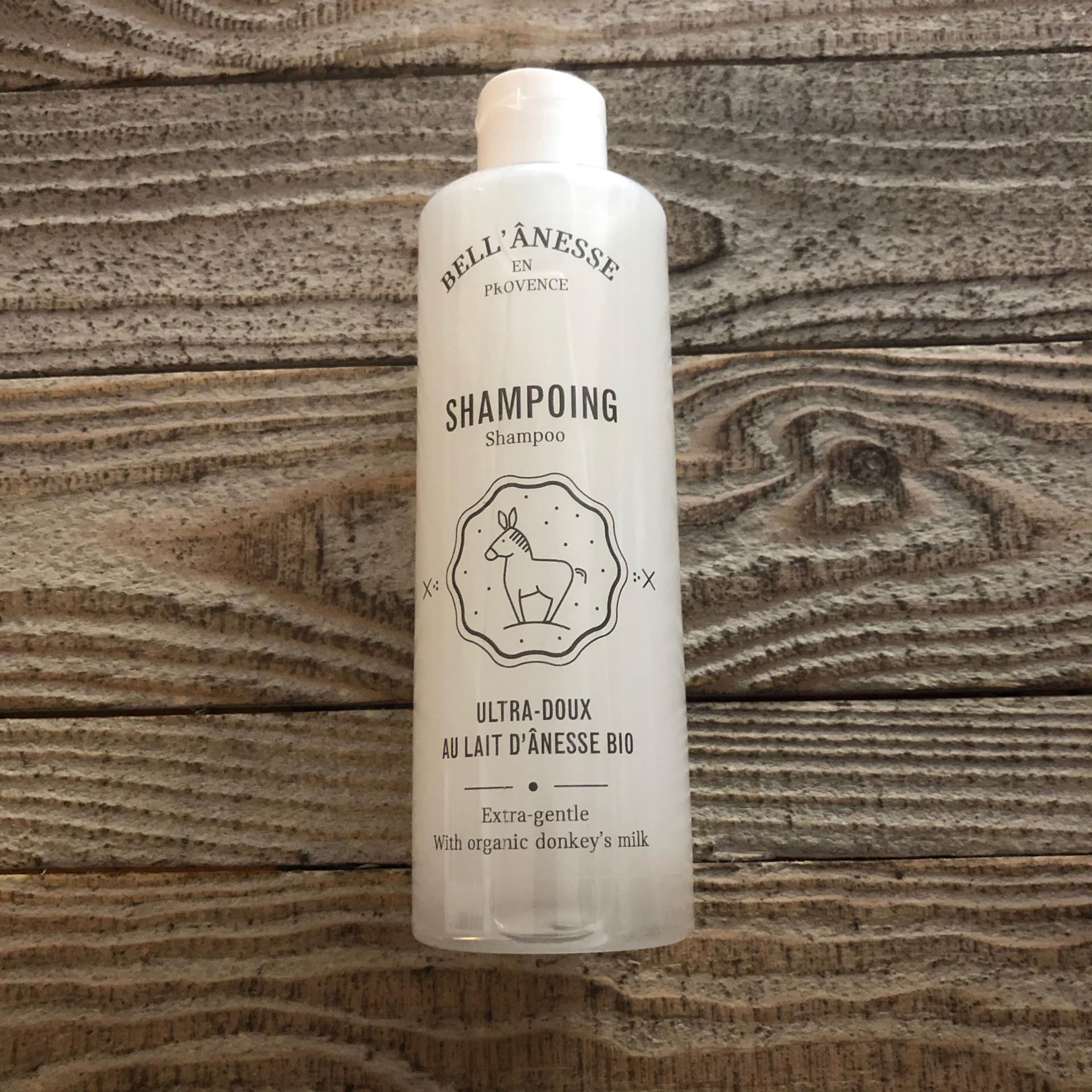 Shampooing lait d anesse