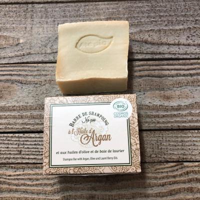 Alep shampooing solide argan